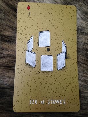 6 of Stones